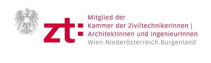 Das Planungsbüro Raumplanung | Stadtplanung in Stillfried (Niederösterreich) ist Mitglied der Kammer der ZiviltechnikerInnen | ArchitektInnen und IngeneurInnen - Wien. Niederösterreich. Burgenland